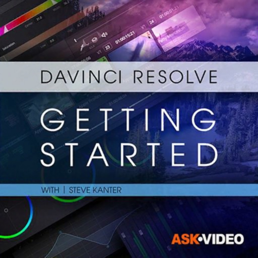 DaVinci Resolve Course By AV