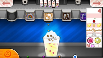 Screenshot for Papa's Freezeria To Go! in United Kingdom App Store