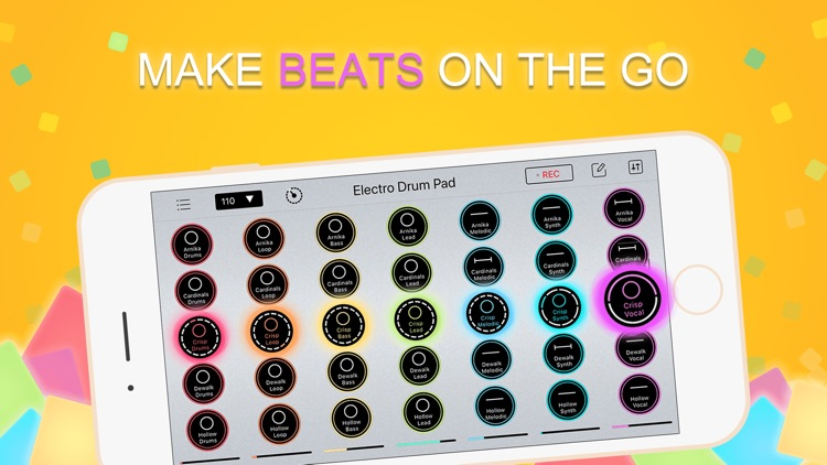 Electro Drum Pad Pro screenshot-0