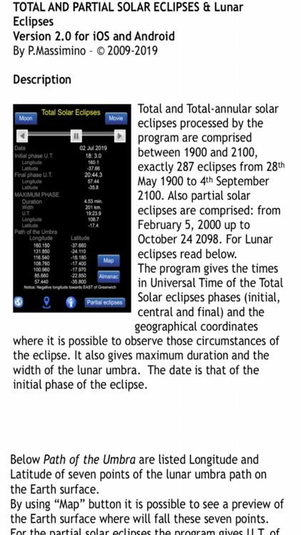 Total Solar Eclipses screenshot-6