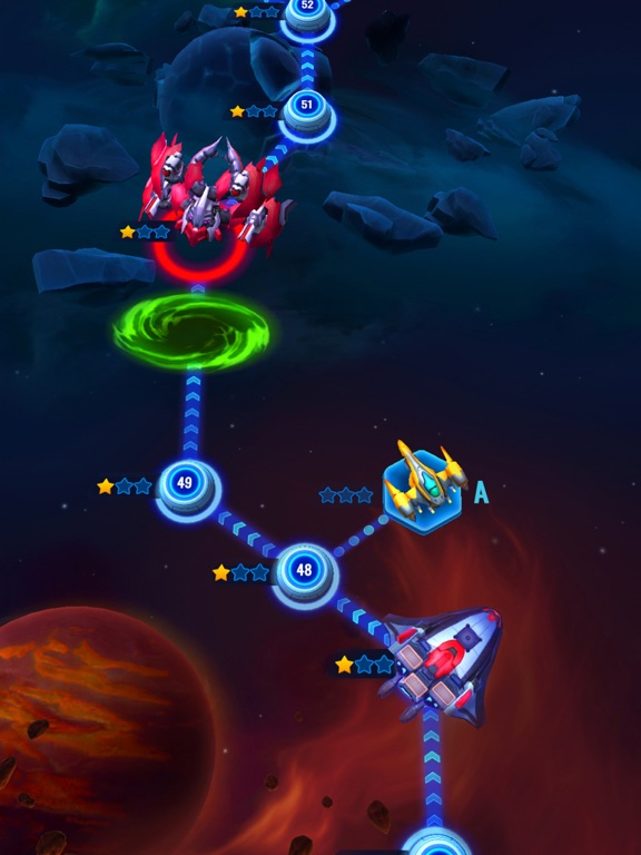Space Justice: Аркадный Шутер на iPad