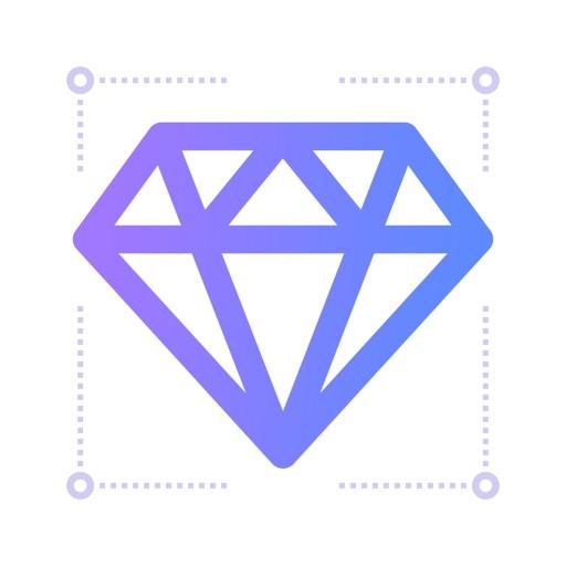 アイコニック:ロゴメーカーとブランディング、ロゴの作成