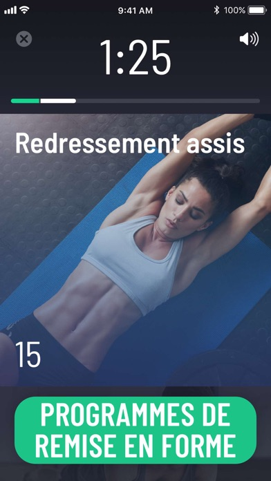 30 Jours Fitness Challenge ∘