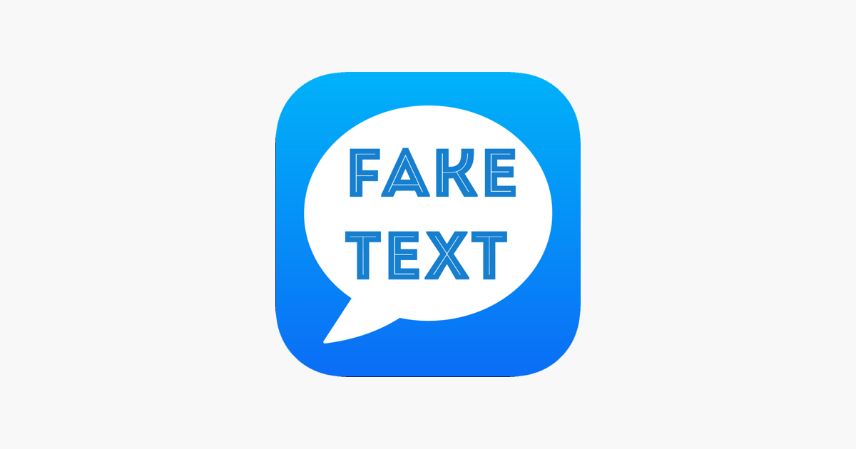 Fake Text  on the App Store