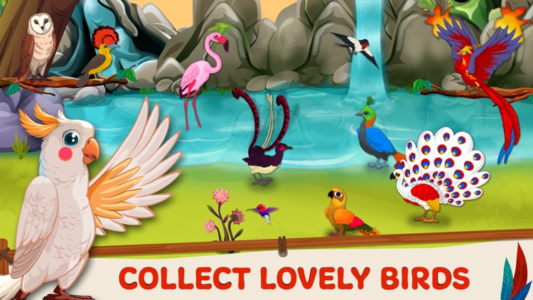 Bird Land: Pet Simulation Game screenshot-0
