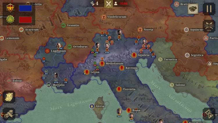 Great Conqueror: Rome screenshot-3