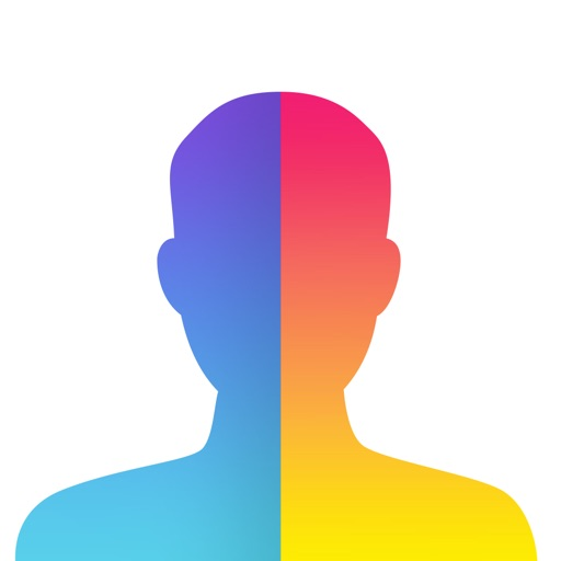 FaceApp - AI Face Editor free software for iPhone and iPad