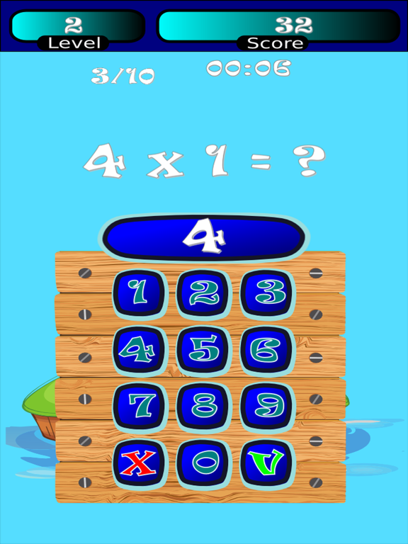 Times Tables Math Trainer SD screenshot 6