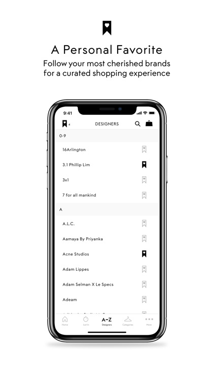 THE OUTNET - DESIGNER OUTLET screenshot-3