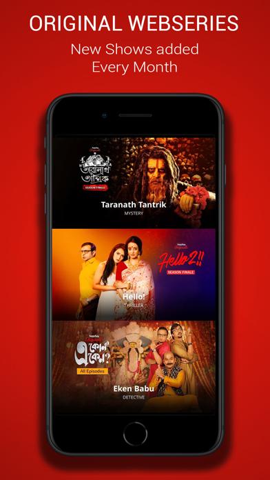 hoichoi for Pc - Download free Entertainment app [Windows 10