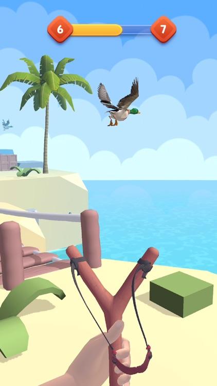 Sling Birds 3D