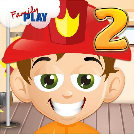 Fireman Grade 2 Kids Games
