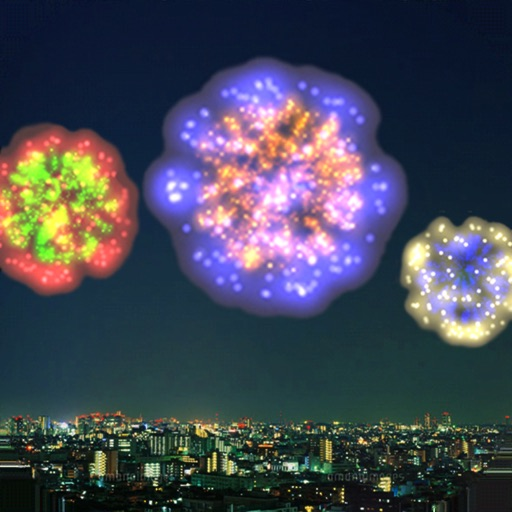 Idle Fireworks -Simulator- icon