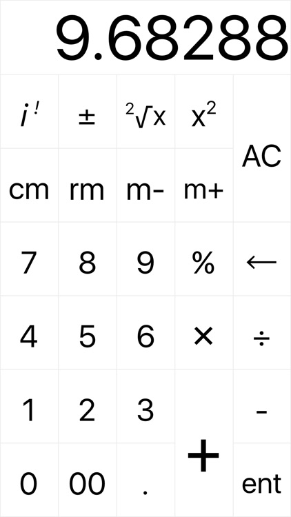 |RPN| Scientific Calculator screenshot-4