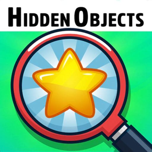 Hidden Objects Spot It Puzzles