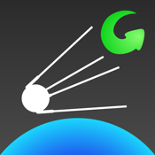 Gosatwatch Satellite Tracking app review