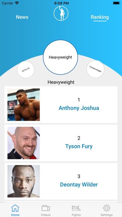 BoxingAnthem screenshot-4