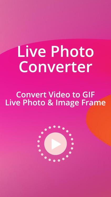 Live Photo Converter .