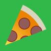 Ashley Hinton - Poor People Pizza Party artwork