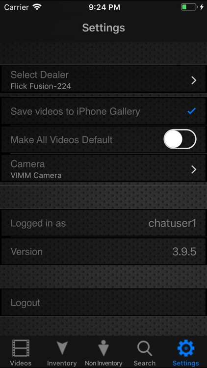 Video Inventory Mobile Manager screenshot-4
