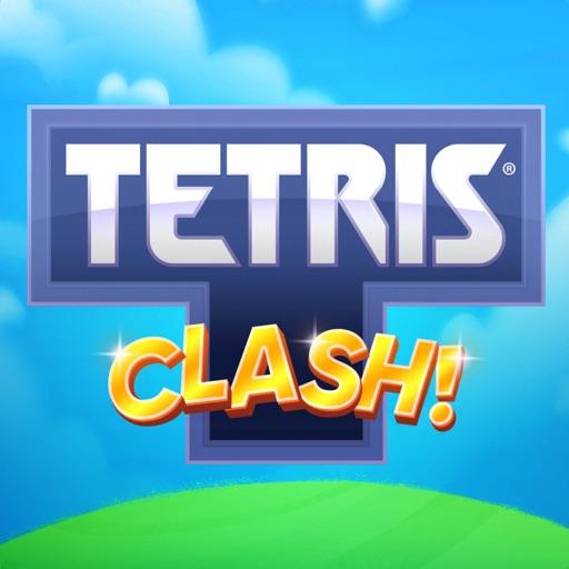 Tetris® Clash icon