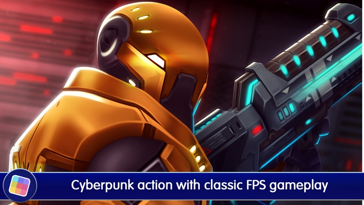 Neon Shadow - GameClub screenshot-0