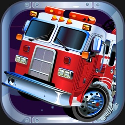 Kids Firetruck Splash