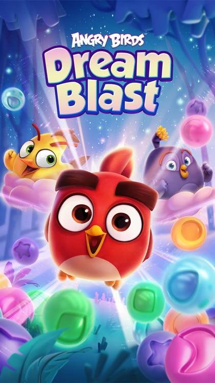 Angry Birds Dream Blast Toon screenshot-6