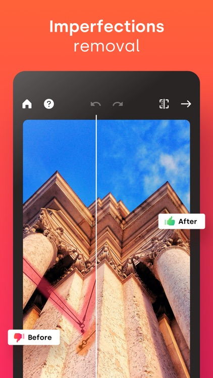 Retouch AI - Remove Objects