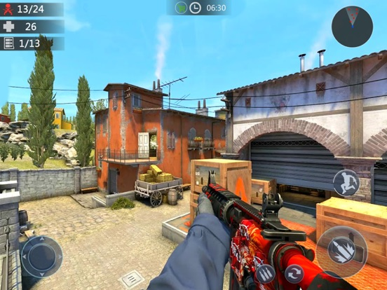 Gun Strike-Modern Critical Opsのおすすめ画像7