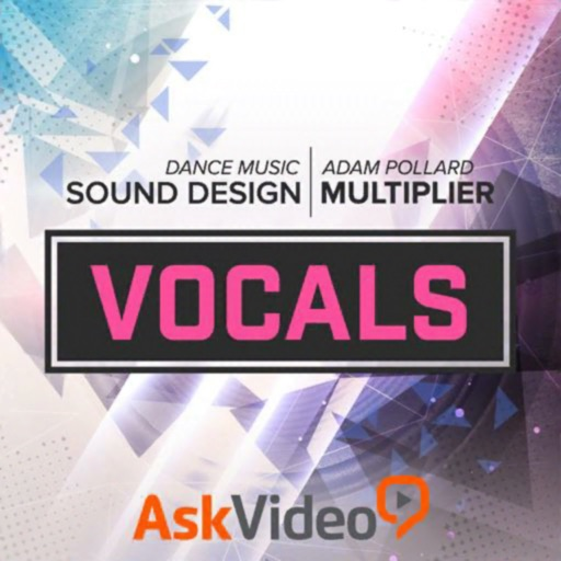 Vocals Dance Sound Design
