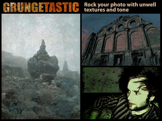 Grungetastic Screenshots