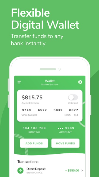 Branch: Banking & Instant Pay screenshot-3