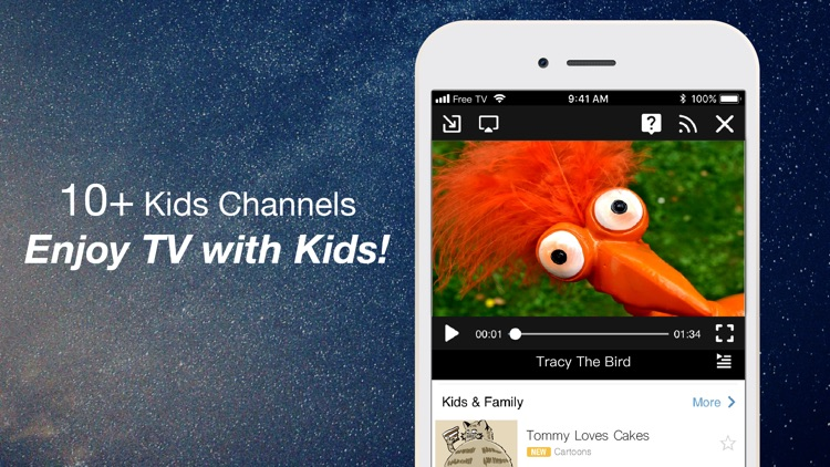 FREECABLE TV: News & TV Shows screenshot-6