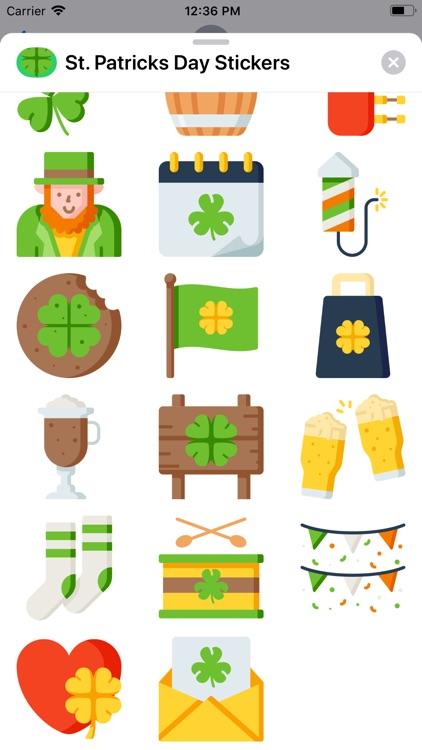 St. Patricks Day Sticks screenshot-3