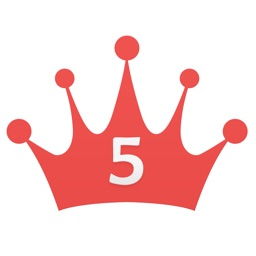 5 Crowns Score Keeper