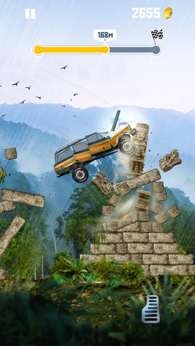 Jump The Car screenshot 4