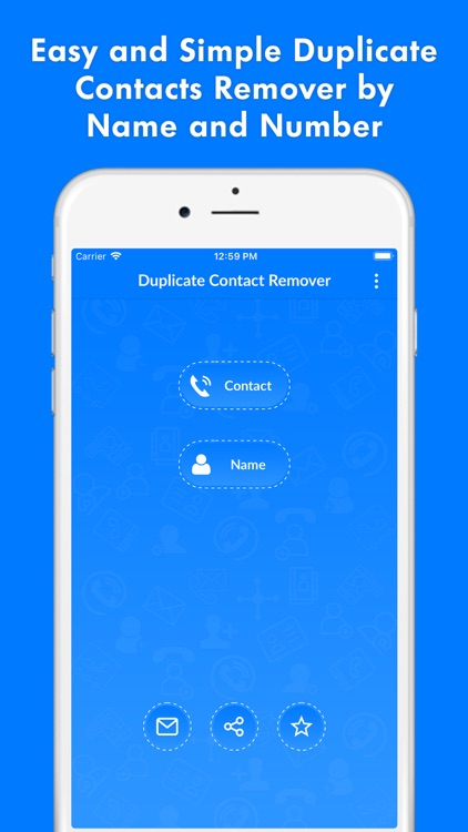 Duplicate Contact Remover