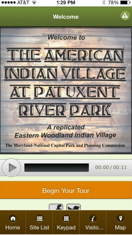 The American Indian Village