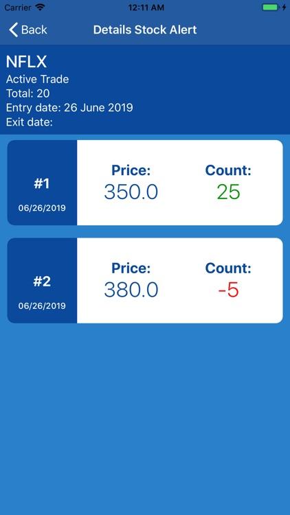 Real Trades screenshot-3