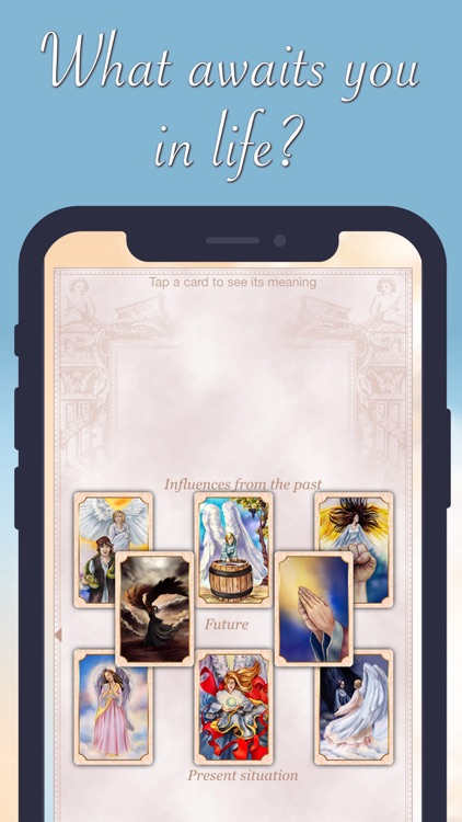 Angel Tarot Card Reading screenshot-0