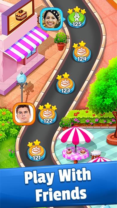 Pastry Pop Blast: Bubble Shoot Screenshot