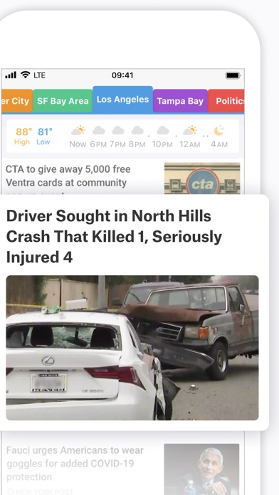 cancel SmartNews: Local Breaking News app subscription image 1