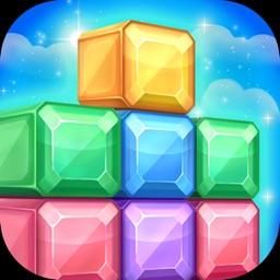 Jewel Block Puzzle Brain Game