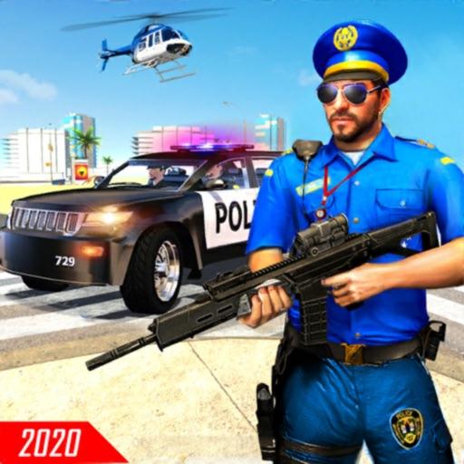 Police Bike - Gangster Chase