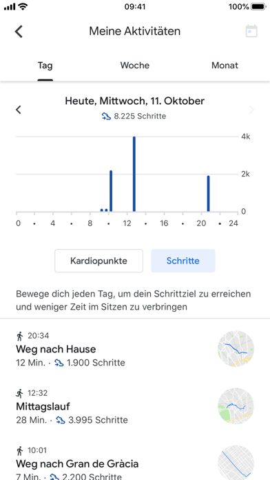 messages.download Google Fit– Aktivitätstracker software
