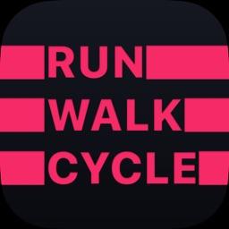 Run Walk Cycle