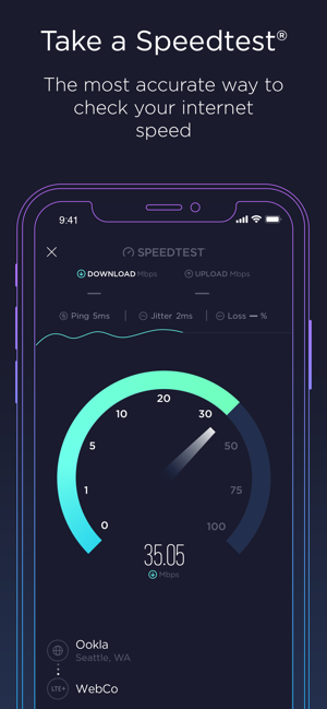 Speedtest By Ookla On The App Store