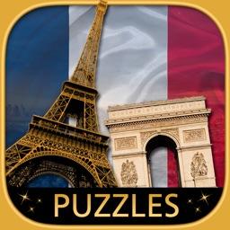 Paris - Jigsaw Puzzles Game