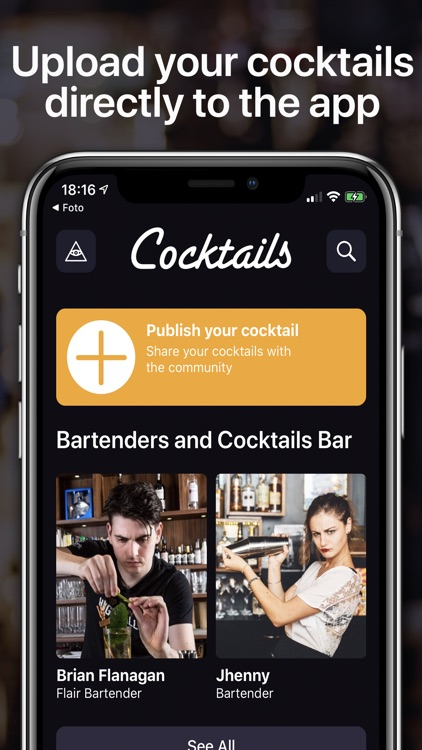 Cocktails For Real Bartender screenshot-8